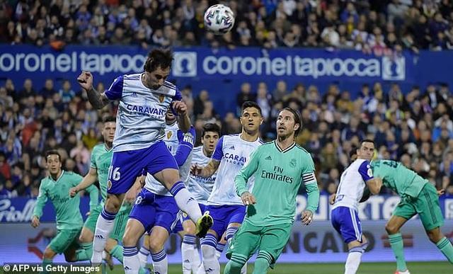 Thắng đậm Zaragoza, Real Madrid tiến vào tứ kết Cúp Nhà vua - 5