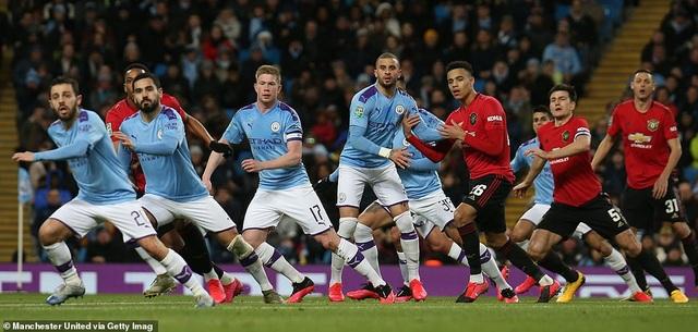 Man City 0-1 Man Utd: Matic ghi bàn và nhận thẻ đỏ - 3