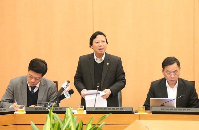 Chủ tịch Hà Nội: Phấn đấu không có trường hợp nào mắc bệnh do virus Corona - 1