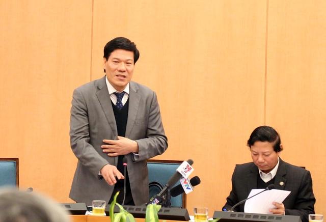Chủ tịch Hà Nội: Phấn đấu không có trường hợp nào mắc bệnh do virus Corona - 2
