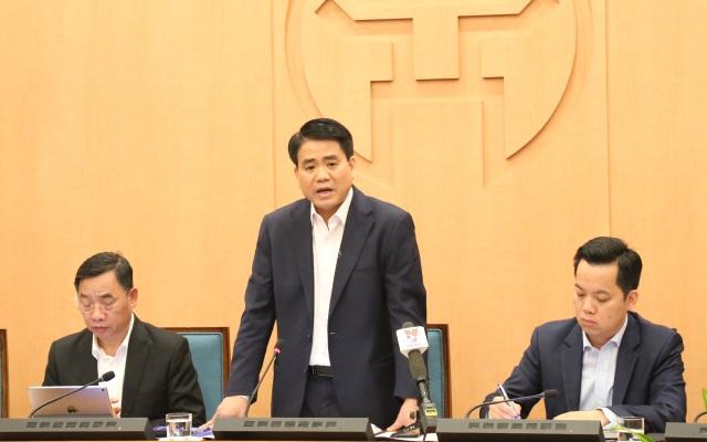 Chủ tịch Hà Nội: Phấn đấu không có trường hợp nào mắc bệnh do virus Corona - 3