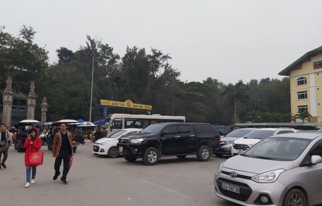 Thành phố biển Sầm Sơn đón hơn 20.000 lượt du khách trong dịp Tết Canh Tý - 6