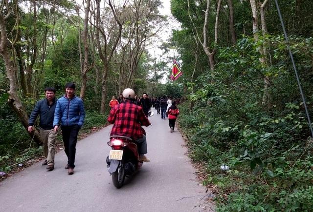 Thành phố biển Sầm Sơn đón hơn 20.000 lượt du khách trong dịp Tết Canh Tý - 4