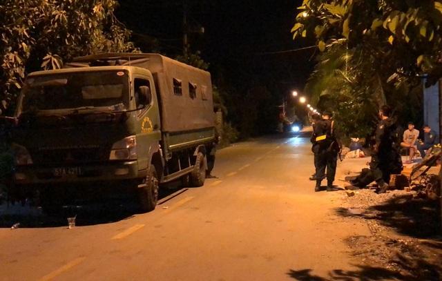Công an TPHCM truy nã nghi can xả súng bắn chết 4 người - 4