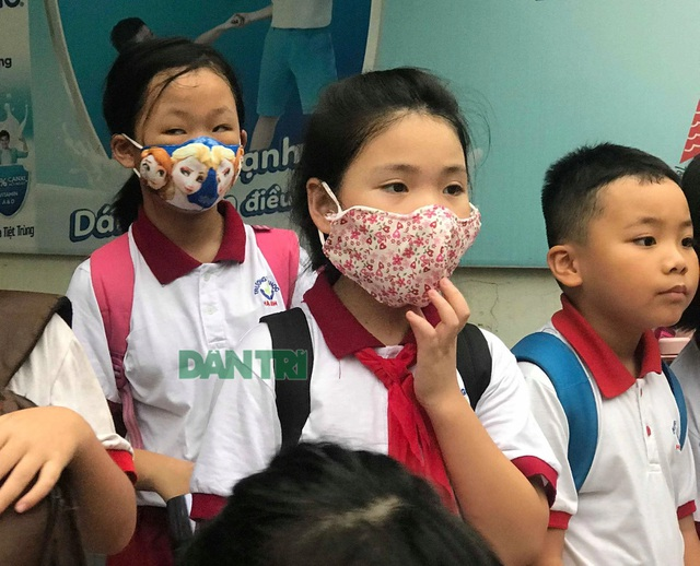 Dịch virus Corona: Khoảng 2 triệu học sinh Hà Nội tạm thời chưa nghỉ học - 2