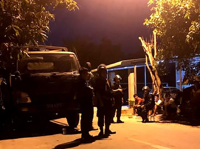 Vụ xả súng bắn chết 4 người: Công an Bình Phước tăng cường kiểm soát vùng biên - 5