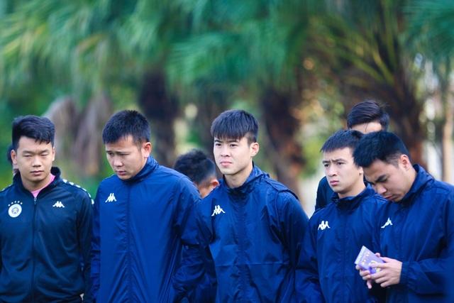 Quang Hải, Đình Trọng hứng khởi luyện tập ngày khai xuân - 3
