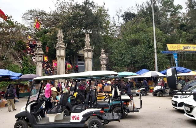Thành phố biển Sầm Sơn đón hơn 20.000 lượt du khách trong dịp Tết Canh Tý - 5
