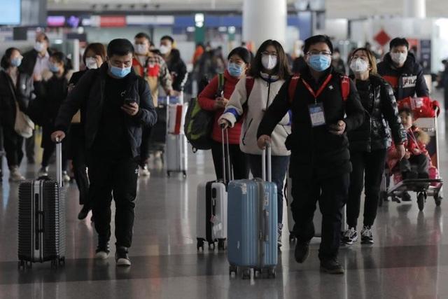 Trung Quốc cho hồi hương người Vũ Hán ở nước ngoài  - 1