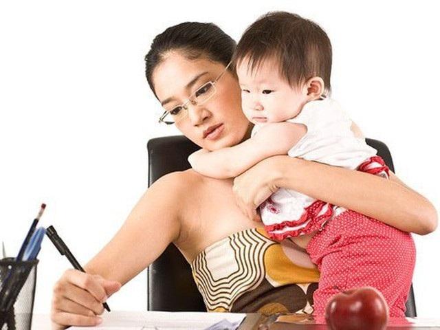 Chuyên gia bày cách cho chị em cân bằng giữa gia đình và sự nghiệp - 1