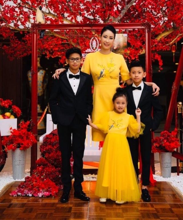 Nhóc tỳ nhà sao Việt lớn phổng phao, thay đổi bất ngờ sau Tết - 19