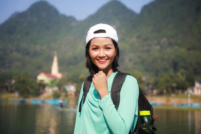 Hoa hậu H'Hen Niê tiết lộ tin vui đầu năm mới - 12