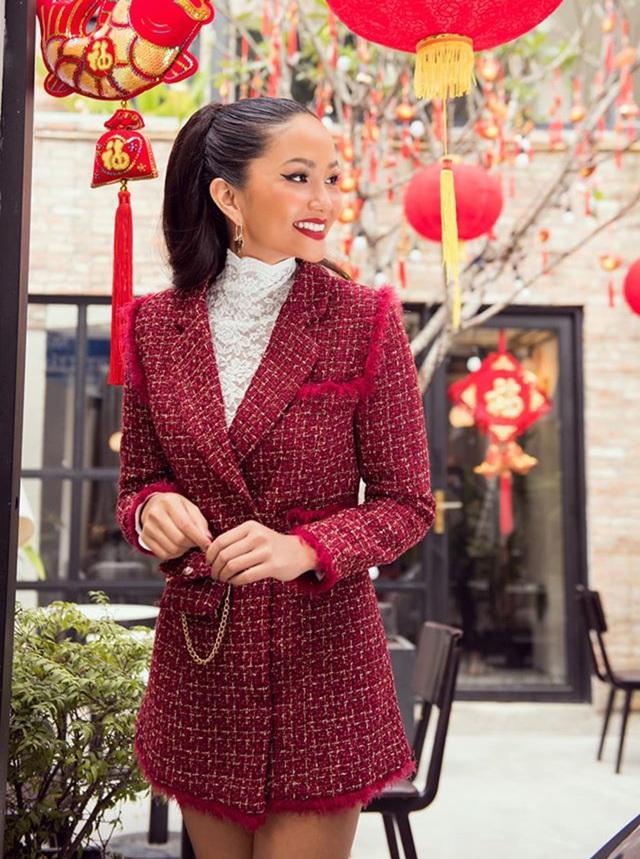 Hoa hậu H'Hen Niê tiết lộ tin vui đầu năm mới - 3
