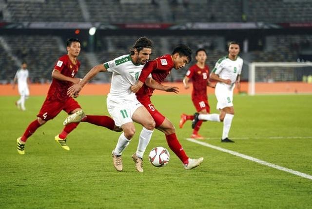 Lo ngại virus corona, Iraq đề nghị đá vòng loại World Cup 2022 tại Việt Nam - 1