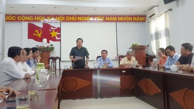 Chủ tịch huyện Phú Quốc quyết tâm xóa sạch băng nhóm tội phạm - 1