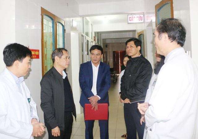 Em bé Trung Quốc điều trị viêm phổi tại Bệnh viện Nhi Trung ương không nhiễm virus Corona - 2