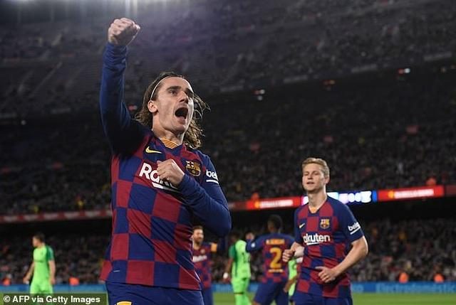 Messi và Griezmann tỏa sáng đưa Barcelona vào tứ kết Cúp Nhà vua - 4