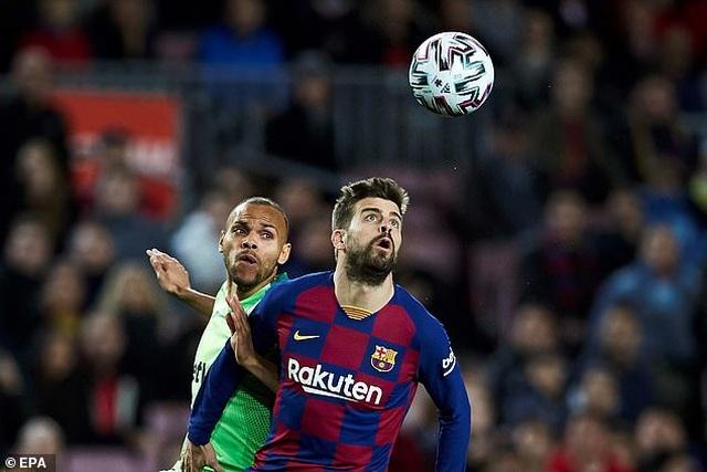 Messi và Griezmann tỏa sáng đưa Barcelona vào tứ kết Cúp Nhà vua - 5