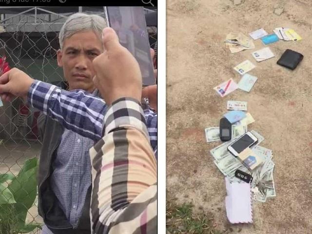 Di lý Phó Viện trưởng Viện KSND nhận hối lộ 2.500 USD về Tây Ninh - 1