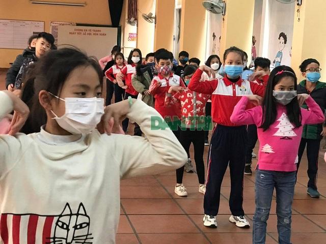 Hà Nội: Kiểm tra trường học phòng chống virus corona - 7