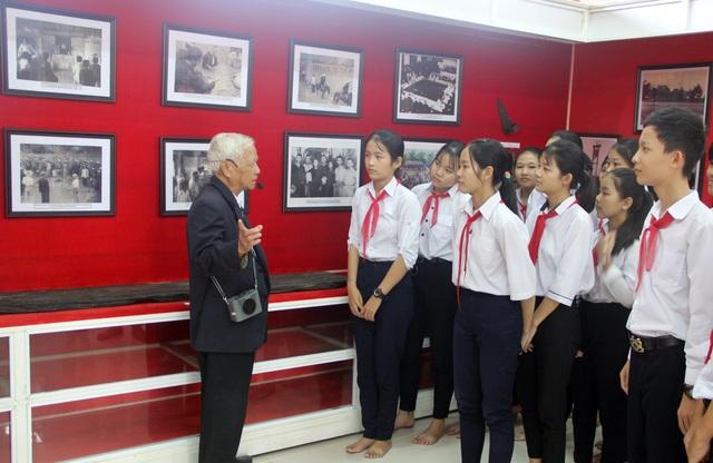 Ký ức về lá cờ của Đảng trong chiến thắng Đồng khởi Hòa Thịnh - 5