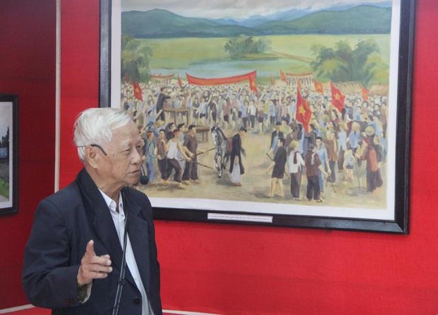 Ký ức về lá cờ của Đảng trong chiến thắng Đồng khởi Hòa Thịnh - 4