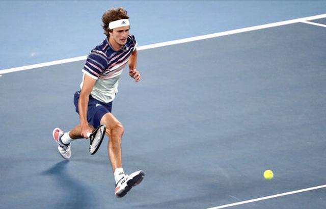 Australian Open: Ngược dòng hạ Zverev, Thiem sẽ tranh cúp bạc với Djokovic - 2