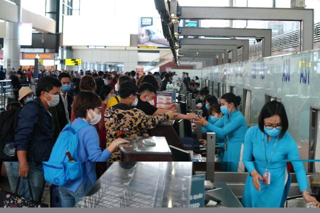 Ứng phó khẩn cấp dịch bệnh corona tại sân bay quốc tế Nội Bài - 3