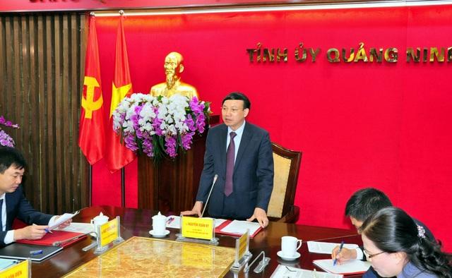 Bí thư Quảng Ninh ra tối hậu thư trong nỗ lực phòng chống vi rút Corona - 2