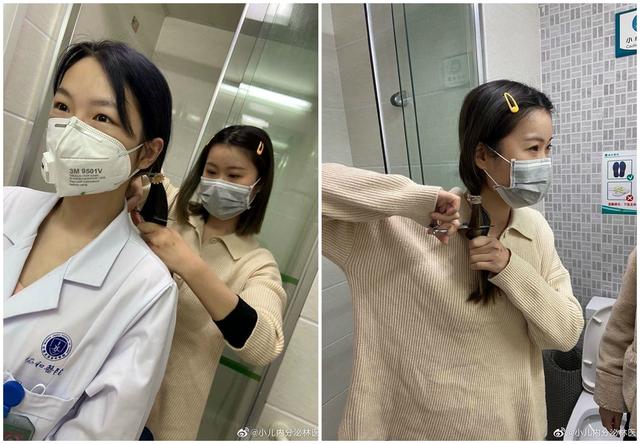 Những hình ảnh chân thực nhất về cuộc chiến của các blouse trắng giữa tâm dịch Vũ Hán - 1