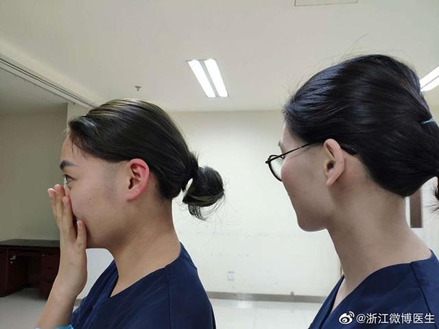 Những hình ảnh chân thực nhất về cuộc chiến của các blouse trắng giữa tâm dịch Vũ Hán - 5