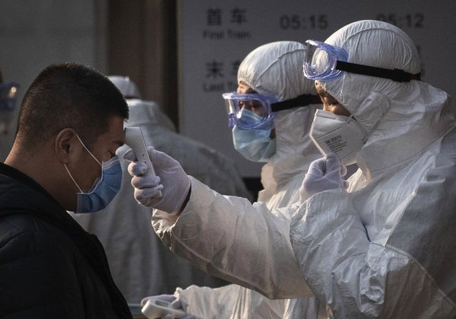 Hàng loạt trường đại học cho sinh viên nghỉ tránh virus corona - 1
