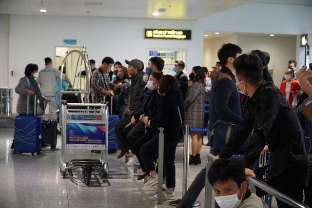 Ứng phó khẩn cấp dịch bệnh corona tại sân bay quốc tế Nội Bài - 10