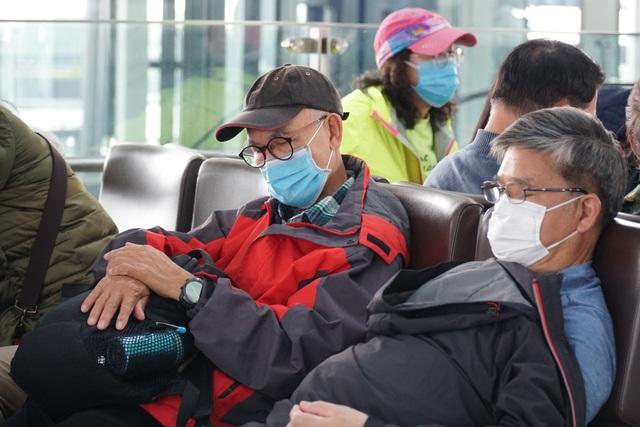 Ứng phó khẩn cấp dịch bệnh corona tại sân bay quốc tế Nội Bài - 9