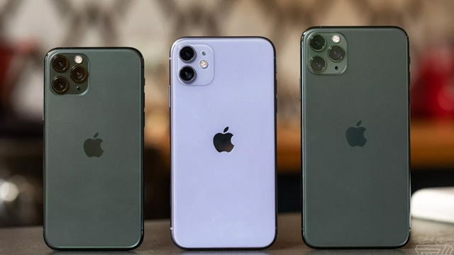 Bị chê cười khi mới ra mắt, iPhone 11 vẫn giúp Apple đạt doanh thu kỷ lục - 1