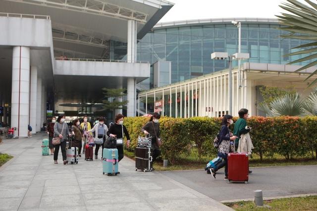 Ứng phó khẩn cấp dịch bệnh corona tại sân bay quốc tế Nội Bài - 13
