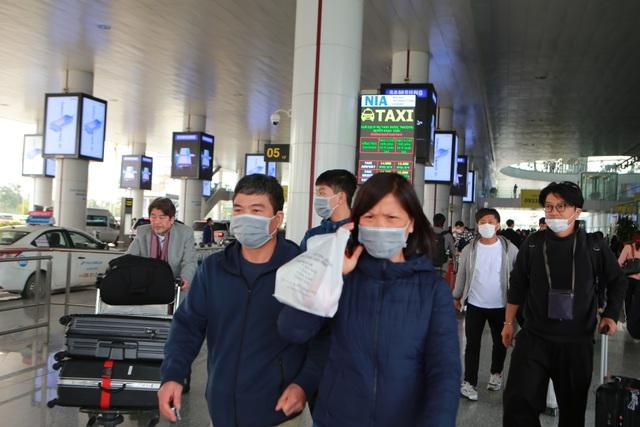 Ứng phó khẩn cấp dịch bệnh corona tại sân bay quốc tế Nội Bài - 12