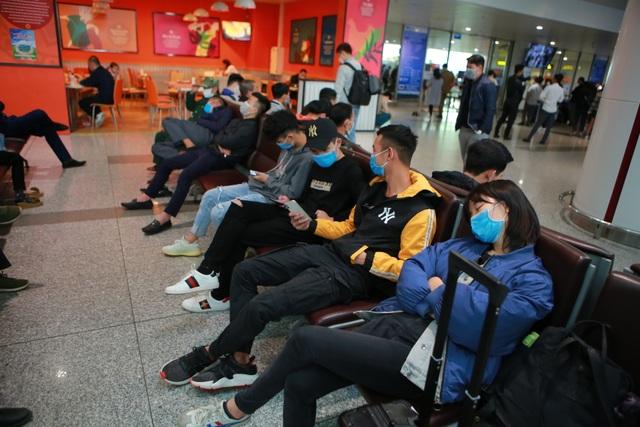 Ứng phó khẩn cấp dịch bệnh corona tại sân bay quốc tế Nội Bài - 8