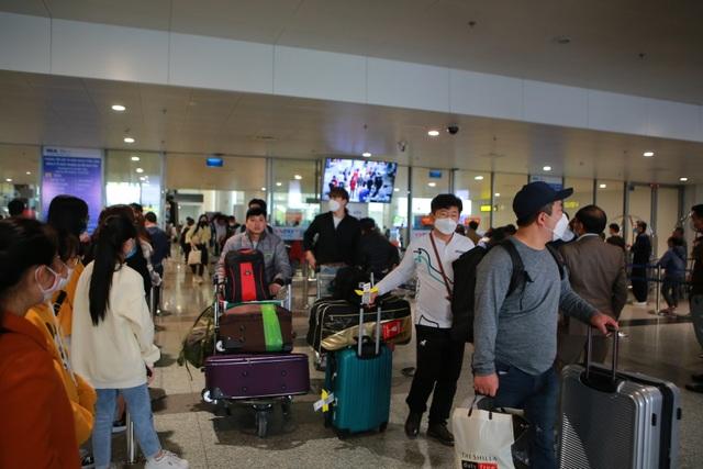Ứng phó khẩn cấp dịch bệnh corona tại sân bay quốc tế Nội Bài - 11