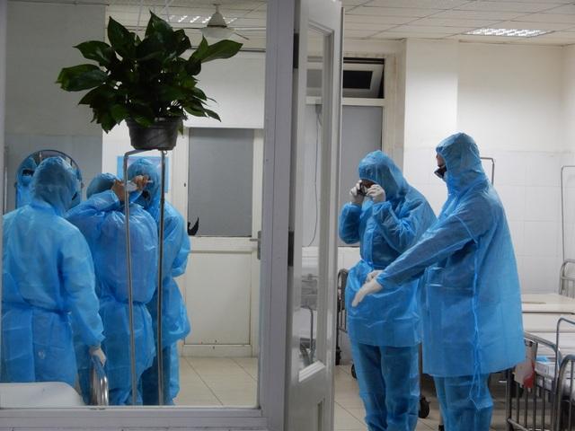 Hậu Giang: Cách ly, theo dõi một phụ nữ bị sốt trở về từ Trung Quốc - 2