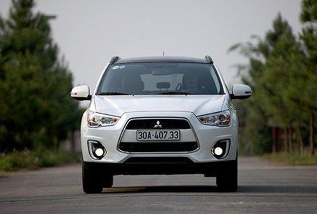 """Mitsubishi Việt Nam tiếp tục """"mở hàng"""", triệu hồi Triton và Outlander Sport - 3"""