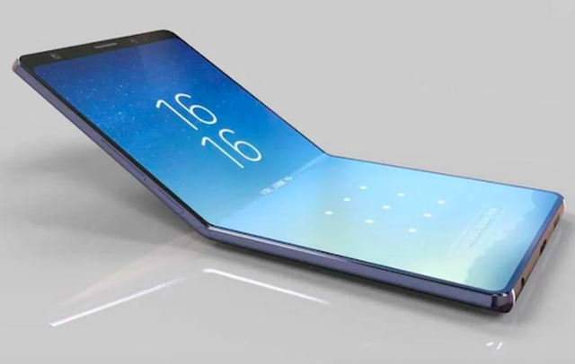 Nokia sắp ra mắt smartphone màn hình gập và smartphone có camera ẩn dưới màn hình - 1