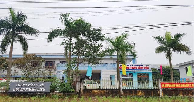 Trung tâm Y tế huyện Phong Điền – nơi khám chữa bệnh tin cậy phía bắc tỉnh Thừa Thiên Huế - 1