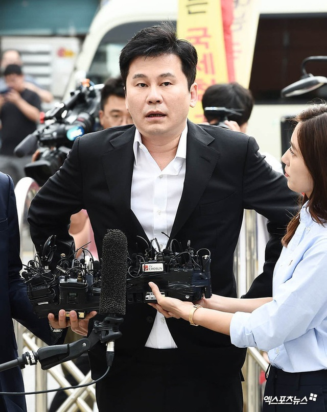 Seungri chính thức bị truy tố tội môi giới mại dâm và đánh bạc - 2