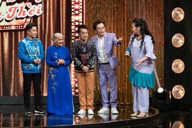 NSND Hồng Vân, Minh Nhí khóc hết nước mắt nhớ cố nghệ sĩ Lê Bình, Anh Vũ - 7