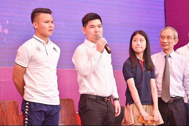 Con trai bầu Hiển làm Chủ tịch CLB Hà Nội - 1
