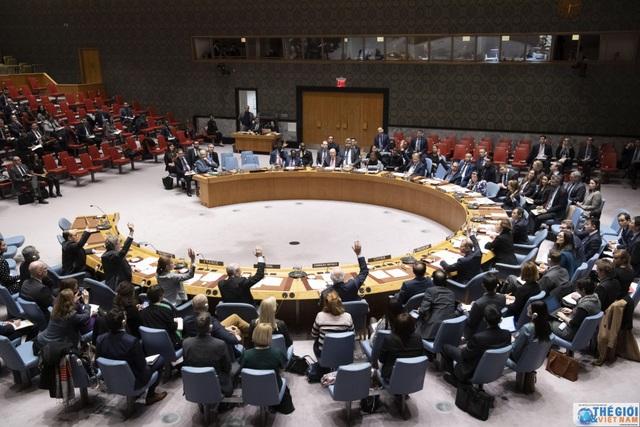 Việt Nam đảm nhận thành công cương vị Chủ tịch Hội đồng Bảo an Liên hợp quốc tháng 1/2020