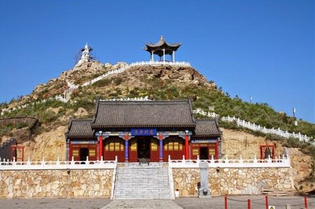 Lăng mộ xanh của một trong tứ đại mỹ nhân Trung Quốc - Vương Chiêu Quân - 5