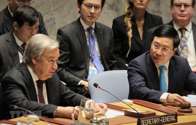 Việt Nam đảm nhận thành công cương vị Chủ tịch Hội đồng Bảo an Liên hợp quốc tháng 1/2020 - Ảnh minh hoạ 2
