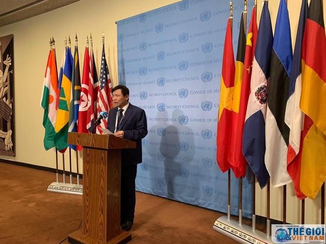 Việt Nam đảm nhận thành công cương vị Chủ tịch Hội đồng Bảo an Liên hợp quốc tháng 1/2020 - Ảnh minh hoạ 3